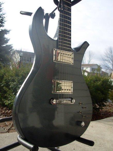 2x4 guitar