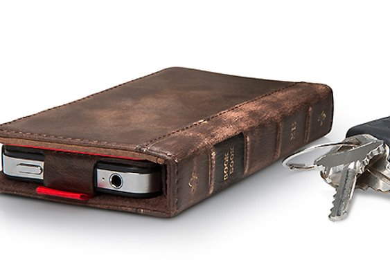'book' case for iphone