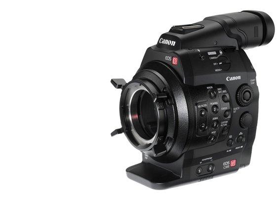 new $17K Canon