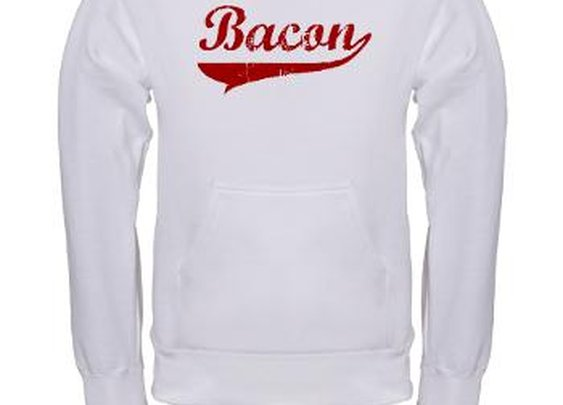 Vintage Bacon Sweatshirt