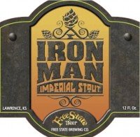 Free State Ironman Imperial Stout
