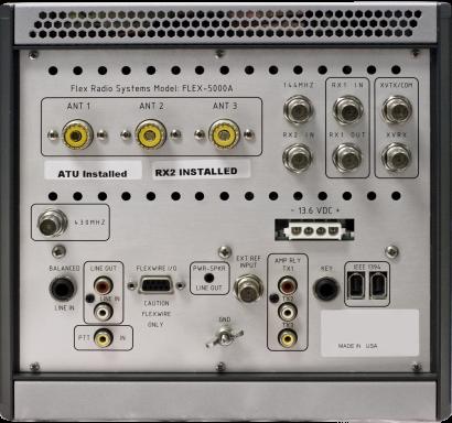 Flex-5000 Software defined transceiver