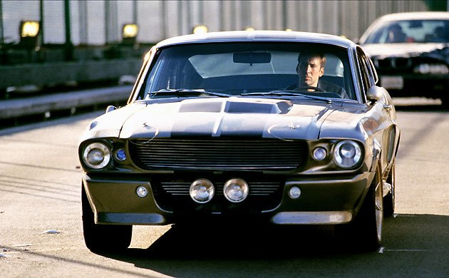 1967 Ford Mustang GT500- Eleanor