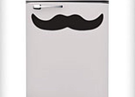 Giant Mustache for your fridge