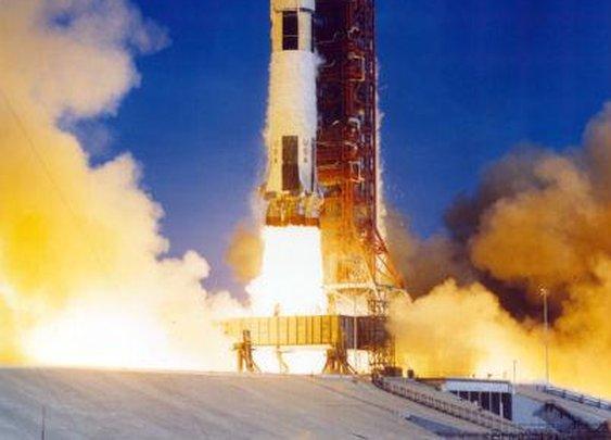The Saturn V