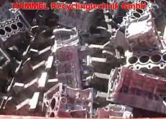 Engine Block Shredder