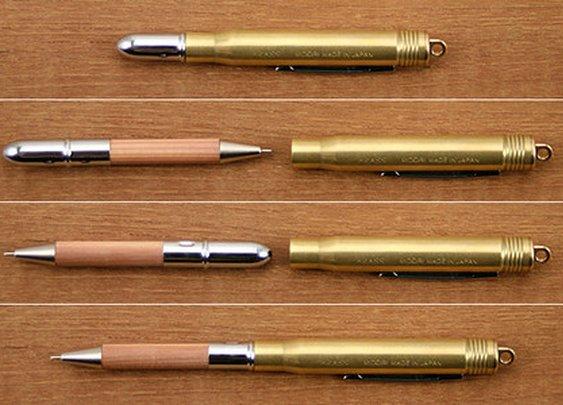 Midori Brass Pen