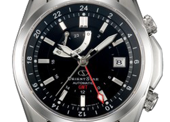 GMT-dial watch