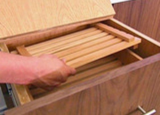 Humidor Drawer