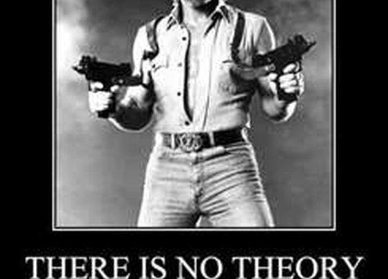Chuck Norris...enough said.