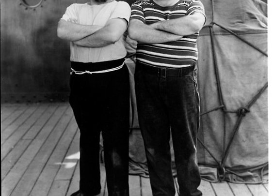 Sailing Men of Yore
