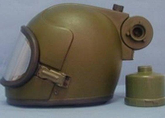 Ballistic EOD Helmet