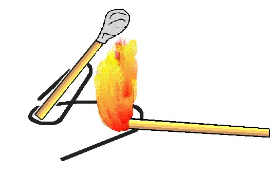 Match Stick Rocket