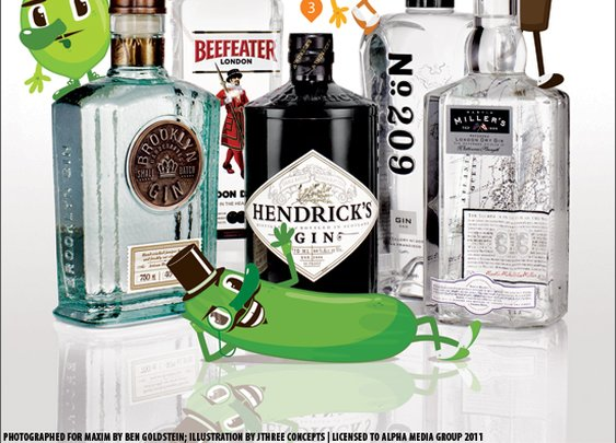 Five Gins With Surprising Secret Ingredients