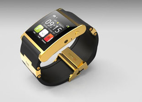 The Android-Powered Smart Watch