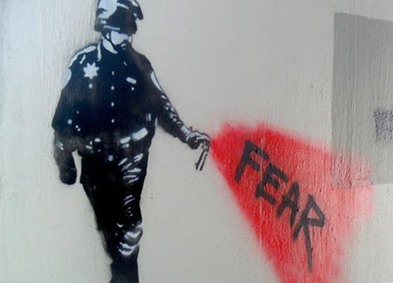 Truth spray