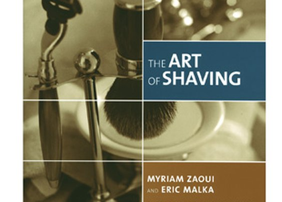 The Art of Shaving Book