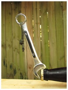 The Beer Tool Bottle Opener