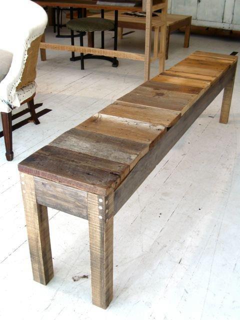 Scraps -> coffee table