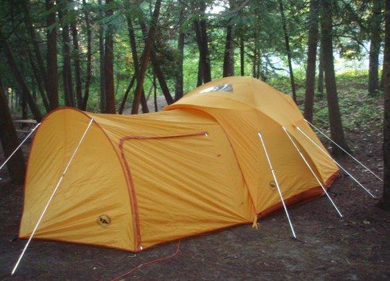 The Big Agnes Big House 6 Tent
