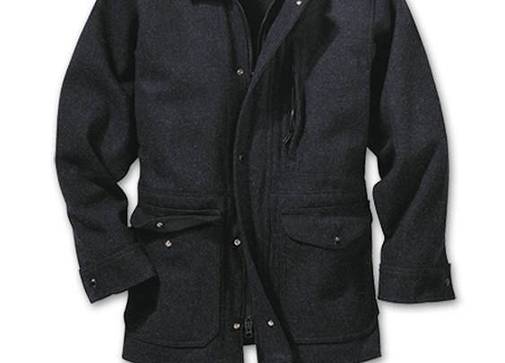 Yukon Wool Jacket | Filson