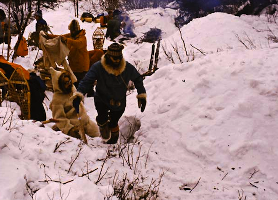 Winter Survival Camp, 1978