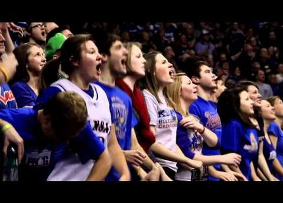 Gameday: The Allen Fieldhouse Experience