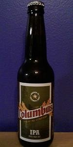 Columbus IPA - Columbus Brewing Company - Columbus, OH - BeerAdvocate