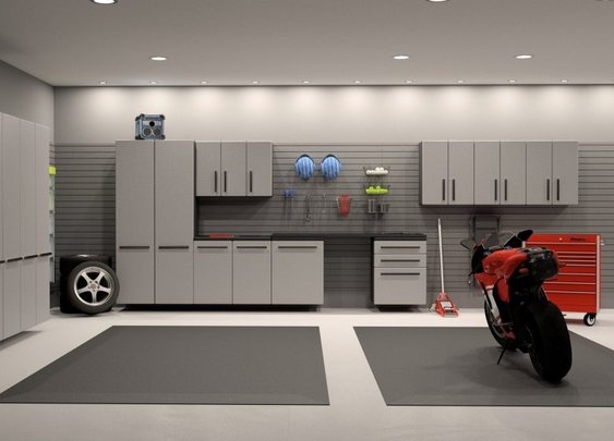 Ultimate Pro Garage Cabinets