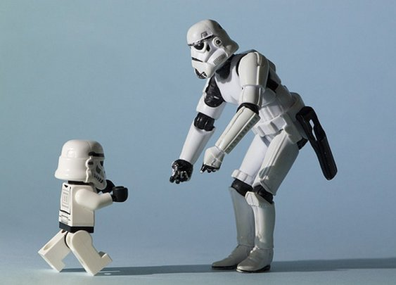 Stormtrooper Family Pics