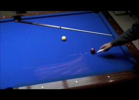 Billiards: Cue Ball Control -part 1      - YouTube
