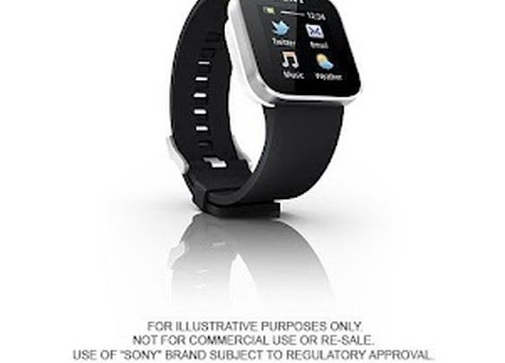 Sony Android Watch