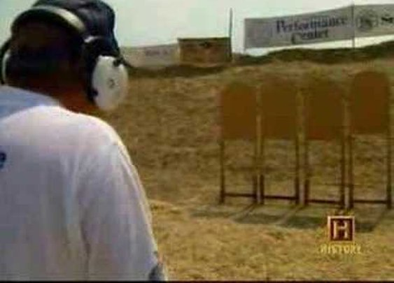 Fastest Revolver Shooter - Jerry Miculik