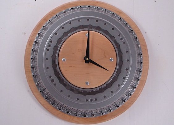 Pratt and Whitney JT8D Bearing Housing Clock