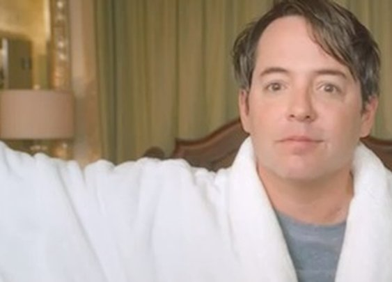 Is Ferris Bueller Taking The Day Off At The 2012 Super Bowl?