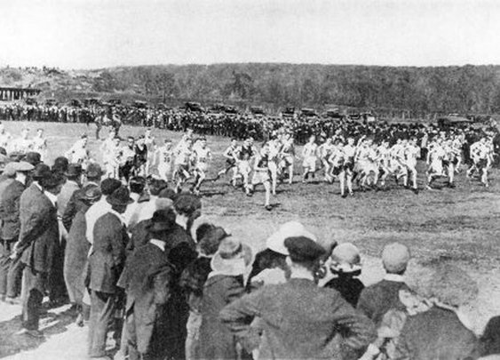 Beginner's Guide to Long Distance Running | The Art of Manliness