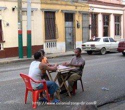 Dominican Republic Pastimes, Dominoes