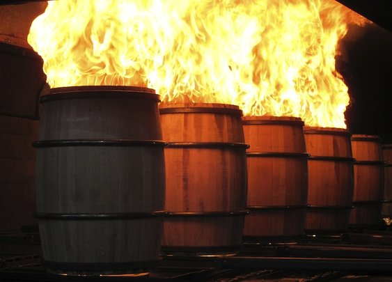 Behind the Scenes of Jack Daniel's Barrel Making  | Drink Spirits
