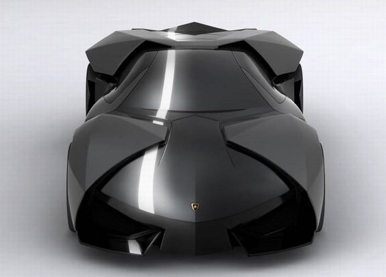 Black Lamborghini Ankonian Concept 5