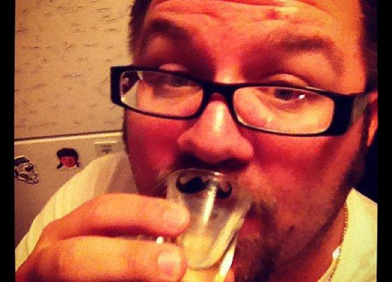 Movember shot!
