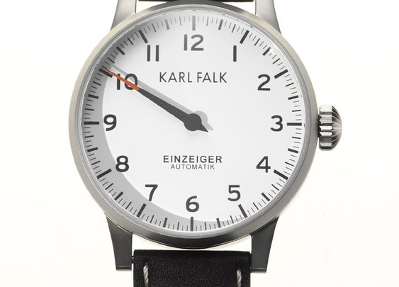 Karl Falk Single-hand Watches