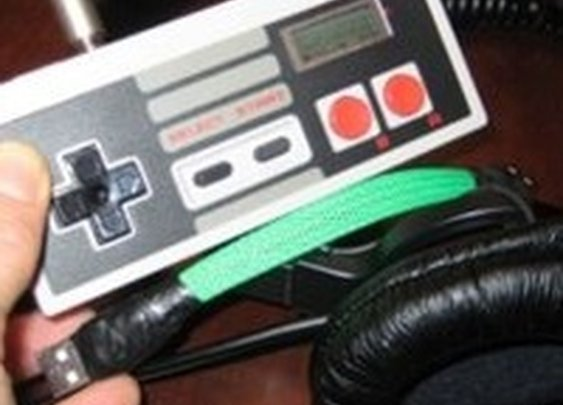 Repurpose Vintage Video Game Controllers into MP3 Player Enclosures