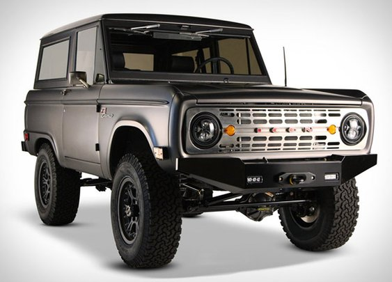 Icon Bronco | Uncrate