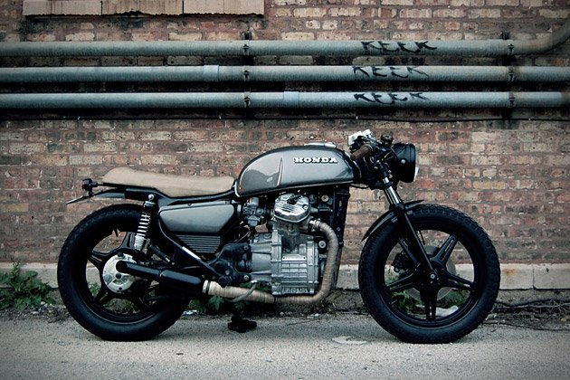 Moto-Mucci Honda CX500 Motorcycle | Uncrate