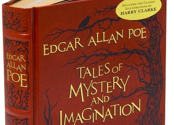 Hollow Book Safe  Edgar Allan Poe's by hollowbooksafe on Etsy