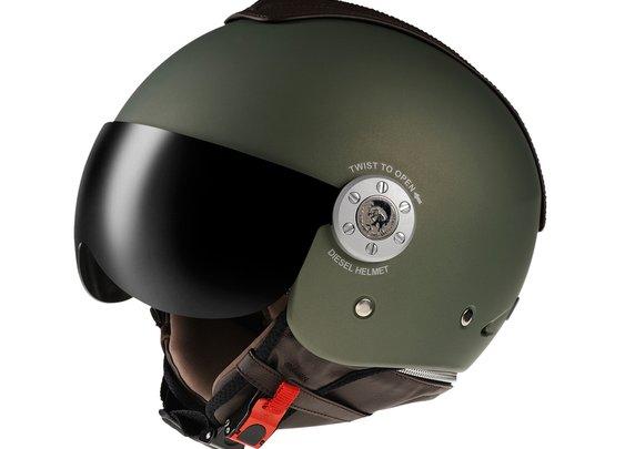 Diesel > Helmets > Mat Green