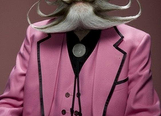 The quintuple mustache (very rare)