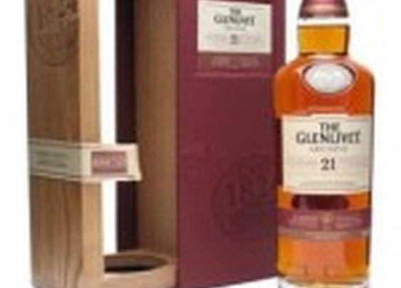 The Glenlivet 21