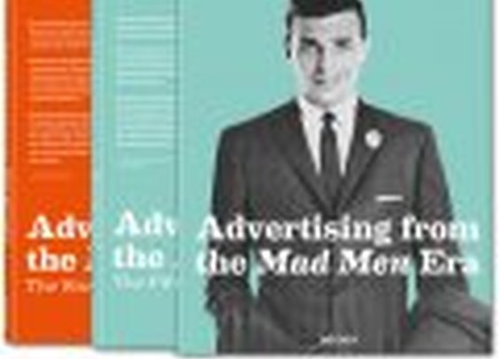 Mid-Century Ads: Advertising from the Mad Men Era. TASCHEN Books