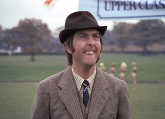 Follow Up of the Day: Eric Idle Says No To Monty Python Reunion